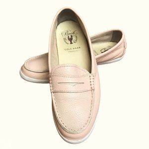 Cole Haan Pinch Nantucket Leather Penny Loafers